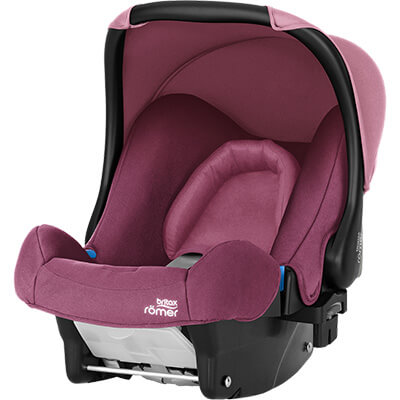 Автокресло Britax Römer Baby-Safe - Wine Rose