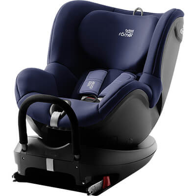 Автокресло Britax Römer Dualfix 2R - Moonlight Blue