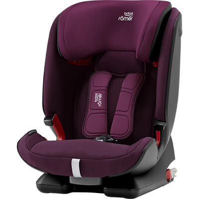 Автокресло Britax Romer Advansafix IV M - Burgundy Red