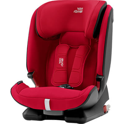 Автокресло Britax Romer Advansafix IV M - Fire Red