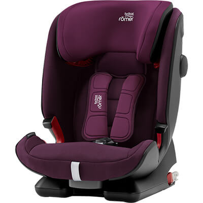 Автокресло Britax Romer Advansafix IV R - Burgundy Red