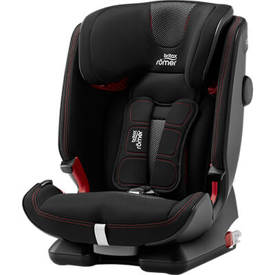 Автокресло Britax Romer Advansafix IV R - Cool Flow - Black