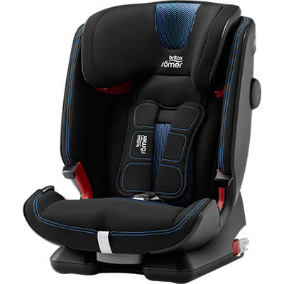 Автокресло Britax Romer Advansafix IV R - Cool Flow - Blue