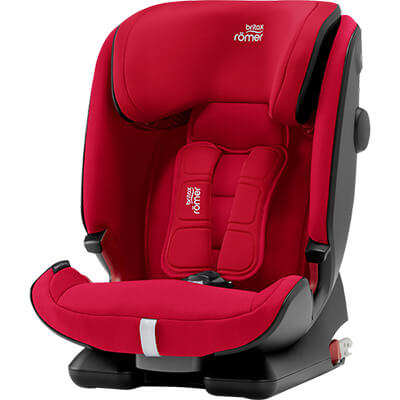 Автокресло Britax Romer Advansafix IV R - Fire Red