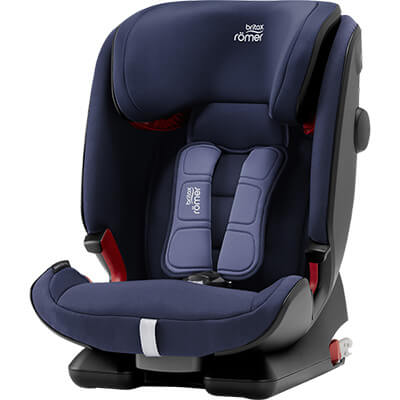 Автокресло Britax Romer Advansafix IV R - Moonlight Blue