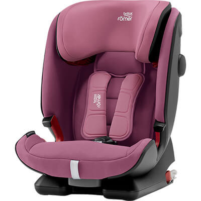 Автокресло Britax Romer Advansafix IV R - Wine Rose