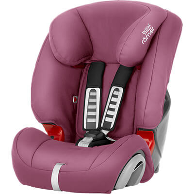 Автокресло Britax Römer Evolva 1-2-3 - Wine Rose