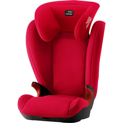 Автокресло Britax Römer Kid II - Fire Red