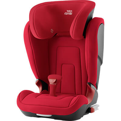 Автокресло Britax Romer KidFix 2 R - Fire Red