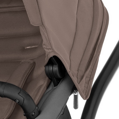 Коляска Britax Affinity - Black / Fossil Brown