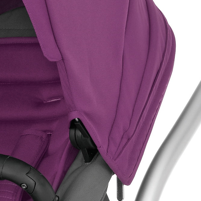 Коляска Britax Affinity - Silver / Cool Berry