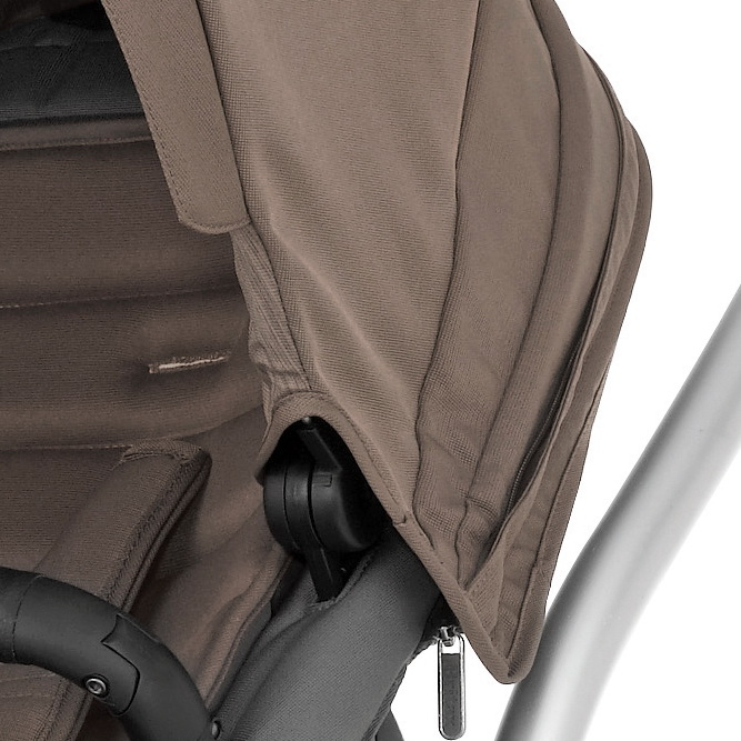 Коляска Britax Affinity - Silver / Fossil Brown