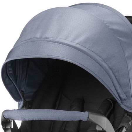 Коляска Britax B-Motion 3 Plus - Blue Denim