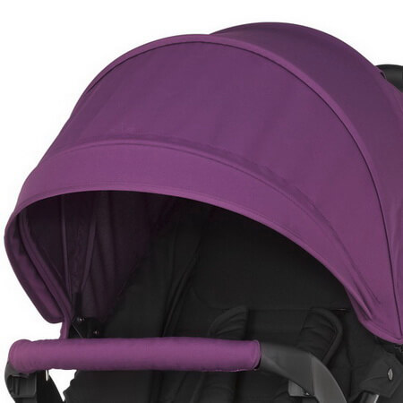 Коляска Britax B-Motion 3 Plus - Mineral Purple