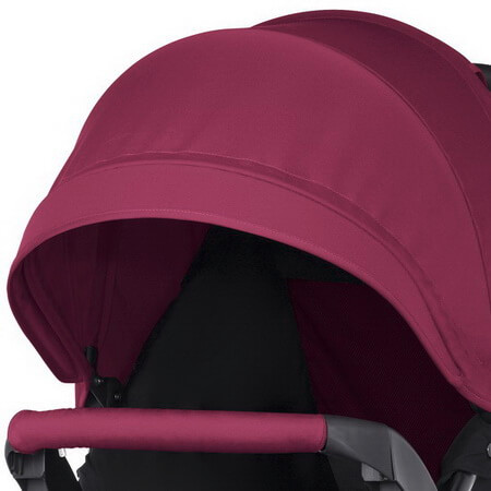 Коляска Britax B-Motion 3 Plus - Wine Red